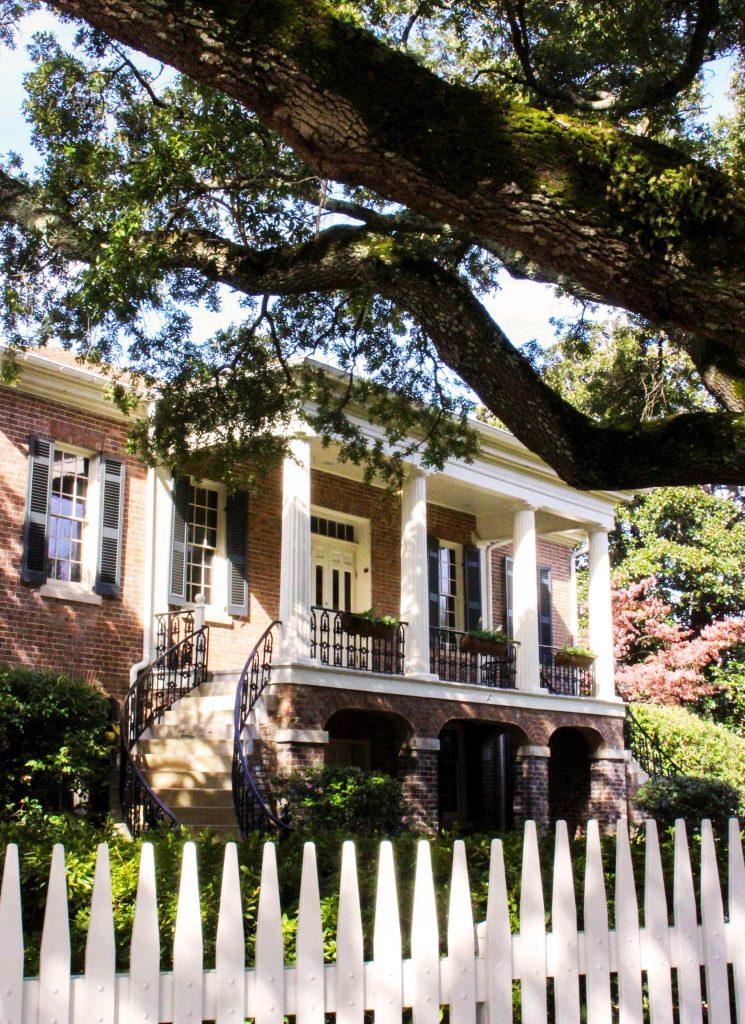 Gorgas House exterior